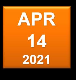 Apr 14 2021