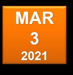 Mar 3 2021