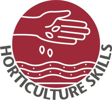 MG Horticulture Skills logo