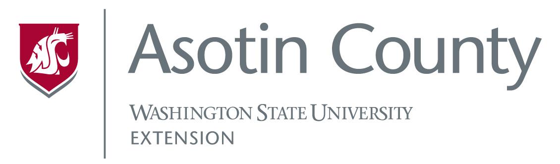 Asotin County 4-H logo