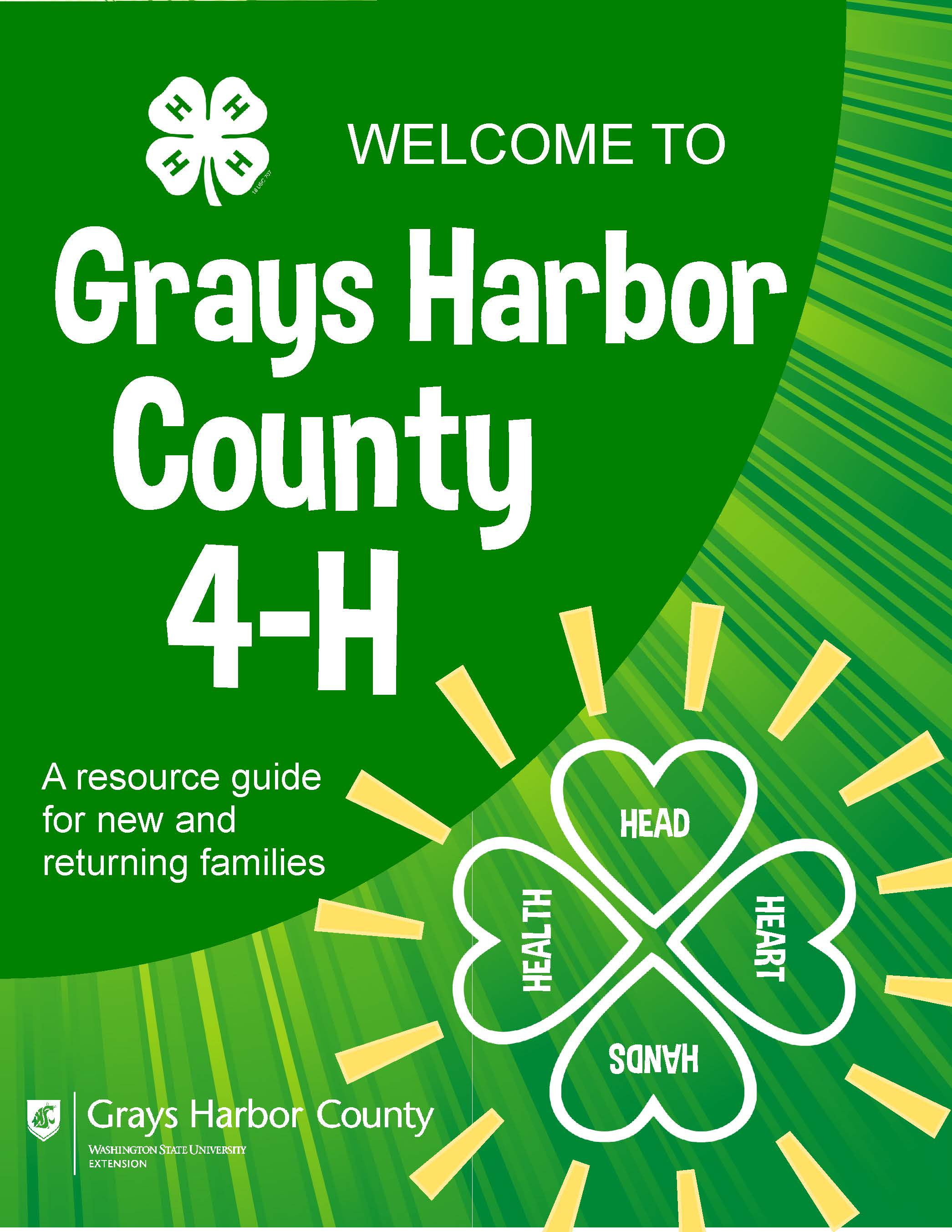 Welcome to GH 4-H