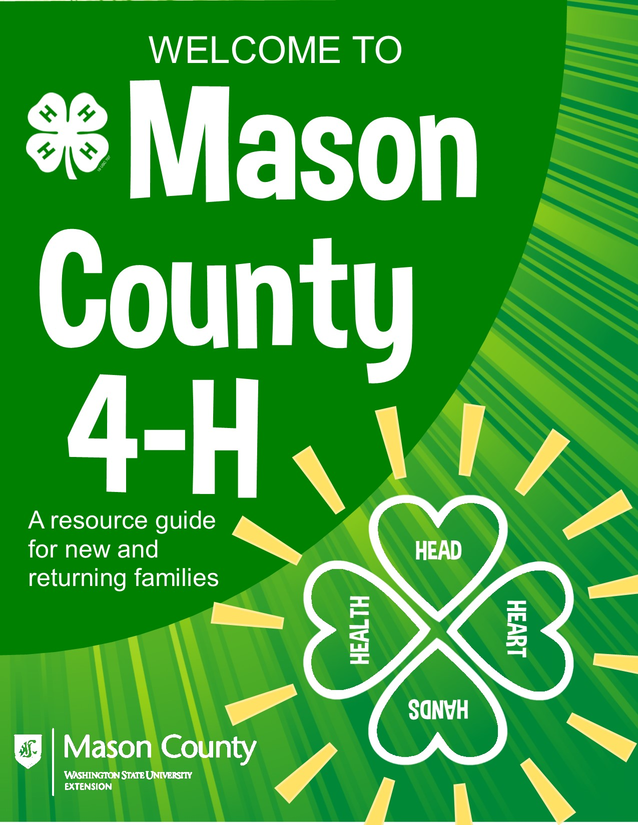 Welcome to Mason County 4-H cover photo
