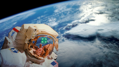4-H Astronaught