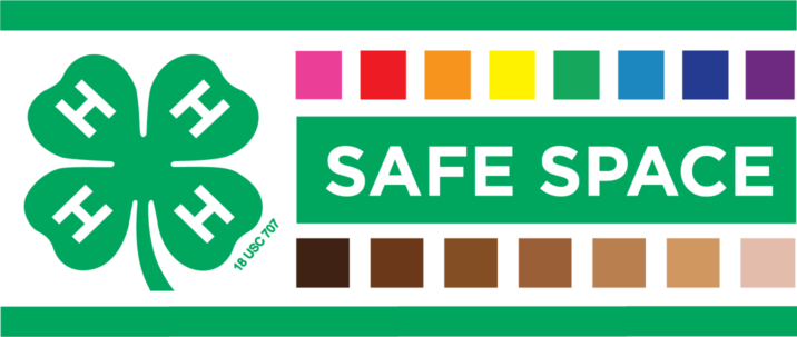 4-H is a safe space