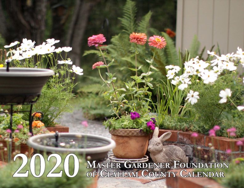 2020 Clallam County Master Gardener Calendar