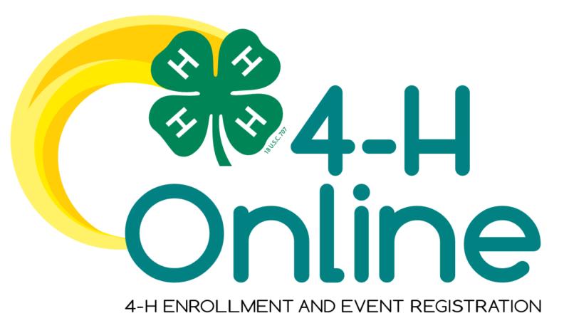4-H Online logo