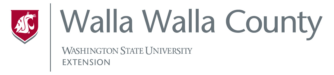 Walla Walla County Extension logo