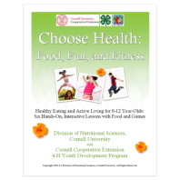 Choose Health: Food, Fun & Fitness Curriculum for Purchase