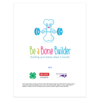 Be a Bone Builder Curriculum for Purchase