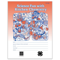 Science Fun With Kitchen Chemistry Curriculum for Purchase