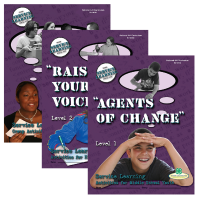 Service Learning: Agents of Change Curriculum for Purchase