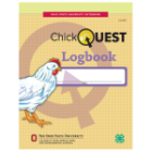 Chicken Quest Logbook for Purchase