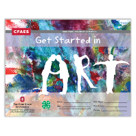 Get Started in Art Curriculum for Purchase