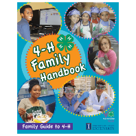 4-H Family Handbook Curriculum for Purchase