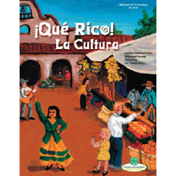 Latino Cultural Arts Curriculum (for purchase)