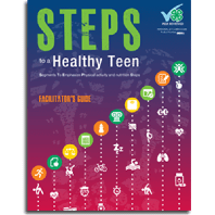 Steps to a Healthy Teen (for purchase)