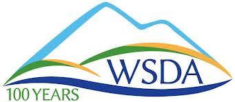 WSDA 100year logo