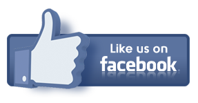 Like us on Facebook button.