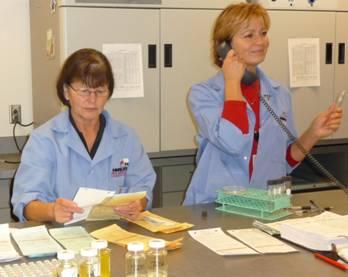 Benton Franklin Health District Lab Services