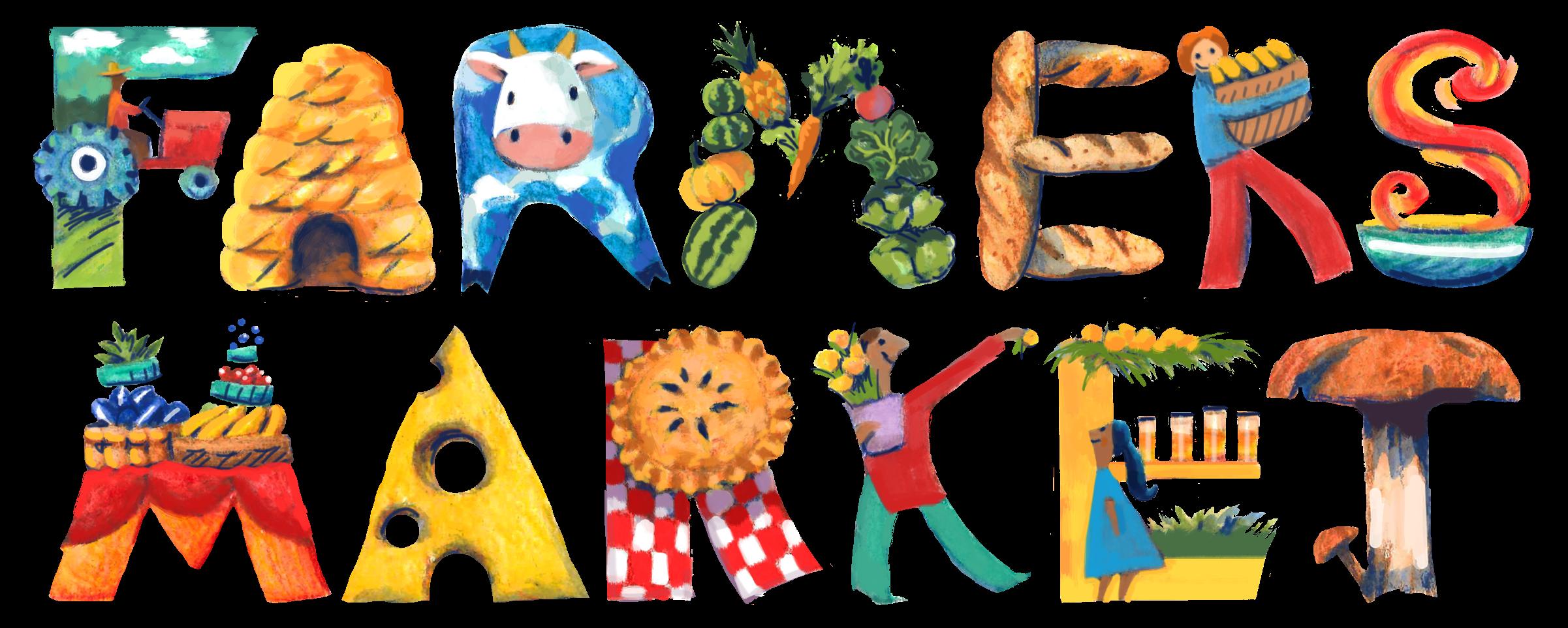 Farmers Market logo.