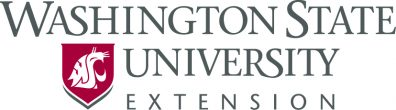 Washington State University Extension logo.