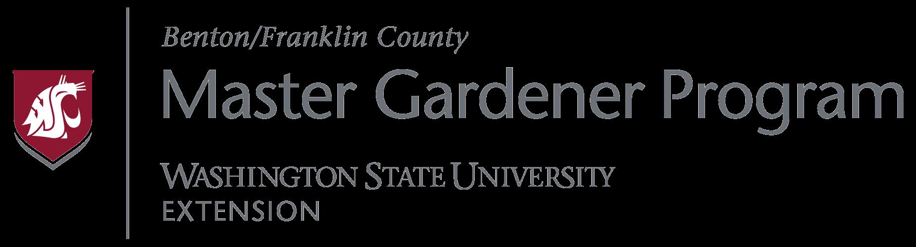 WSU Master Gardener Program logo