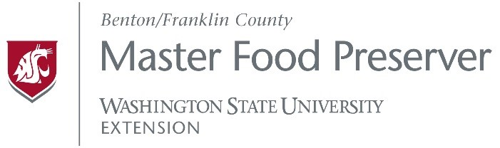 Benton/Franklin County Master Food Preserver, Washington State University Extension