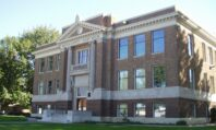 Benton County Courthouse exterior