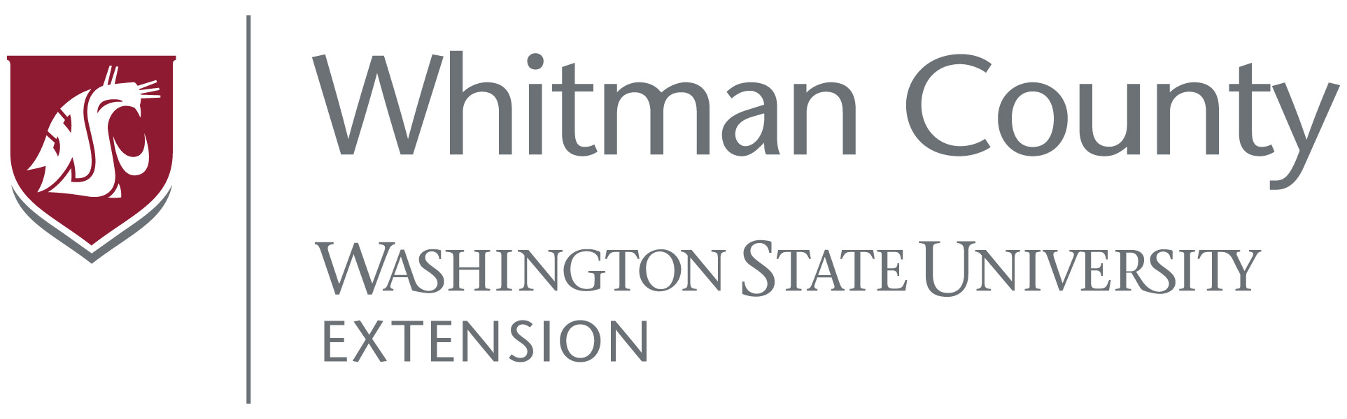 Whitman County extension logo