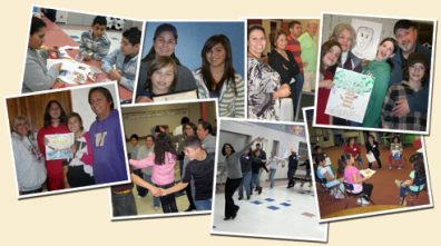 Strengthening Families participant photos