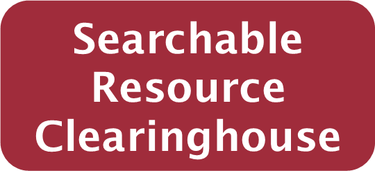 Searchable Resource Clearinghouse Button