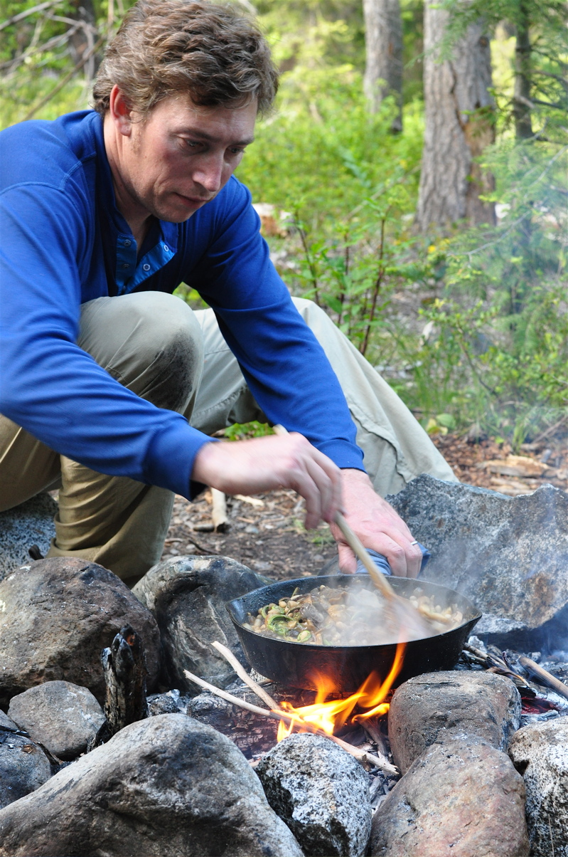Langdon Cooking