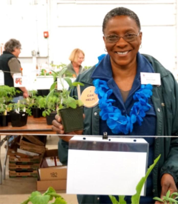 Master Gardener Volunteer