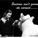 Beef showmanship - Success-isn't-a-given