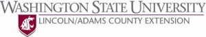 WSU Extension Lincoln-Adams logo