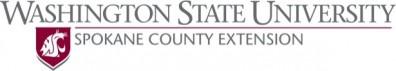 """""""WSU Spoaken County Extension logo"""""""