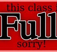 class full sign