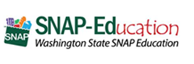 SNAP-Ed Washington State logo
