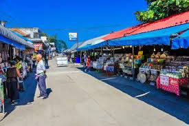 """""""outdoor flea market picture"""""""