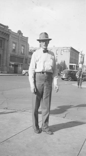 Waldo O. Passmore 1894-1975
