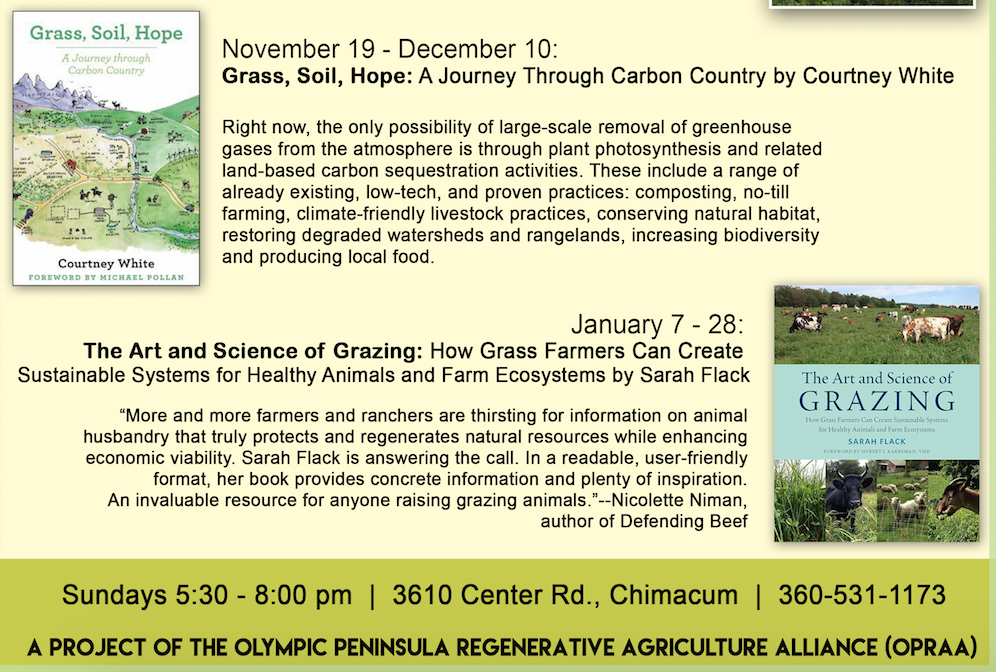The Art Science Of Grazing Potlucks Jefferson County