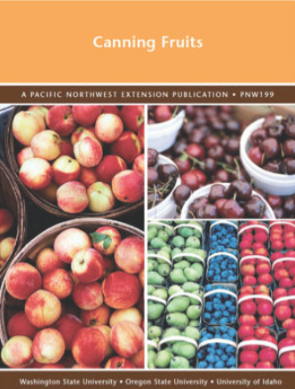 image of wsu publication about canning