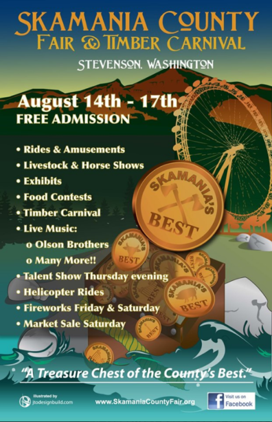 Skamania County Fair