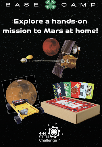 Mars Rover Base Camp Kit