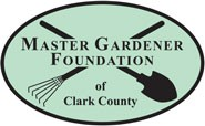 Master Gardener Foundation of Clark County logo