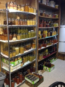 101 Classes - Preserving the Garden Home Food Preservation Series