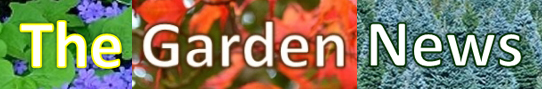 The Garden News logo