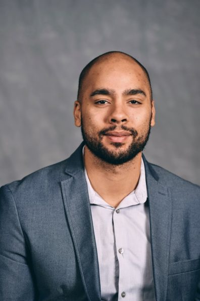 Angelo Brown, Ph.D. Candidate