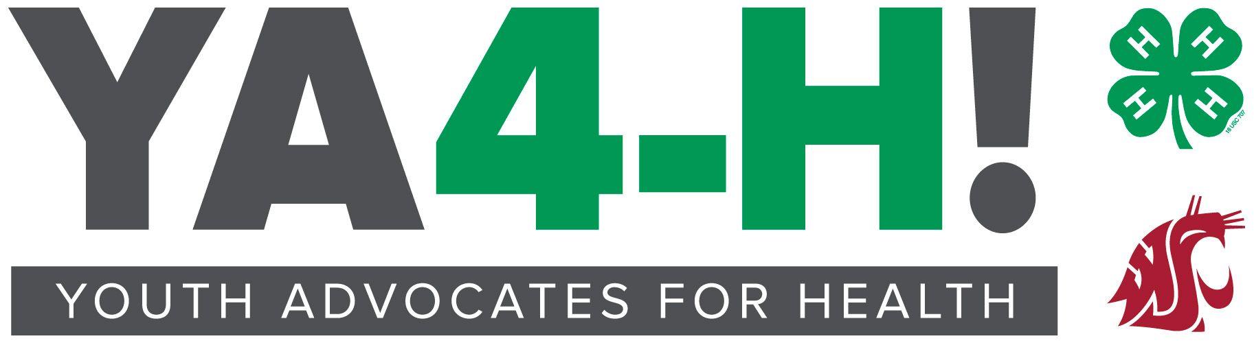 YA4-H! Logo