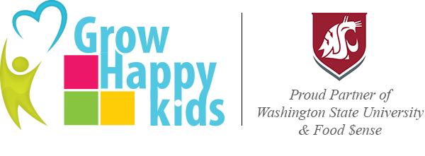 Grow Happy Kids Logo
